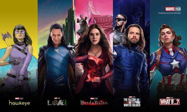 So kè loạt series bom tấn của DC và Marvel để cày lẹ: Phim nào không xem là phí, phim nào nên... bỏ đi thì hơn? - Ảnh 14.