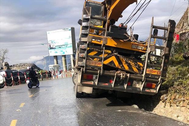 Dự báo băng tuyết xuất hiện nhiều nơi, Cục CSGT ra khuyến cáo khẩn - Ảnh 1.
