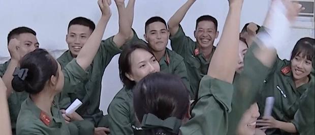 Tự nhận tông điếc nhưng Diệu Nhi vẫn muốn giành giải nhất khi thi hát trong quân đội - Ảnh 9.