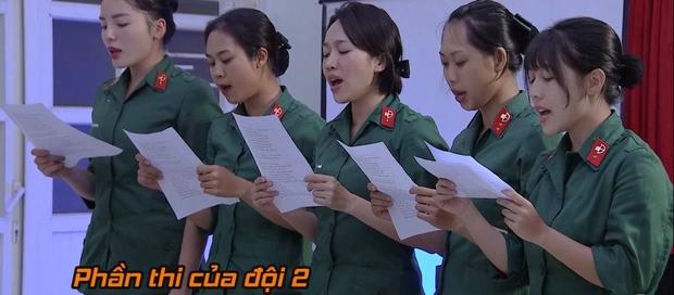 Tự nhận tông điếc nhưng Diệu Nhi vẫn muốn giành giải nhất khi thi hát trong quân đội - Ảnh 6.