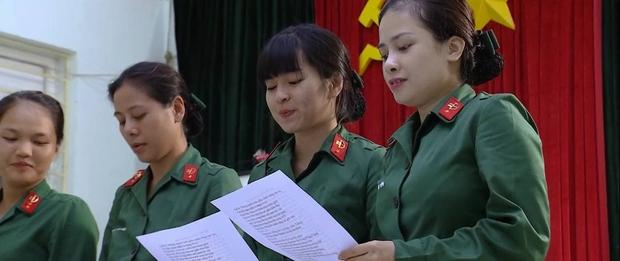 Tự nhận tông điếc nhưng Diệu Nhi vẫn muốn giành giải nhất khi thi hát trong quân đội - Ảnh 7.