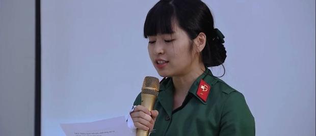 Tự nhận tông điếc nhưng Diệu Nhi vẫn muốn giành giải nhất khi thi hát trong quân đội - Ảnh 3.