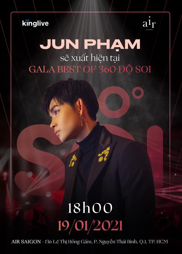 Jun Phạm, Đức Phúc, Ricky Star,... cùng dàn sao Vpop đình đám xác nhận đổ bộ đêm Gala Best Of 360 Độ Soi, bạn đã sẵn sàng? - Ảnh 2.