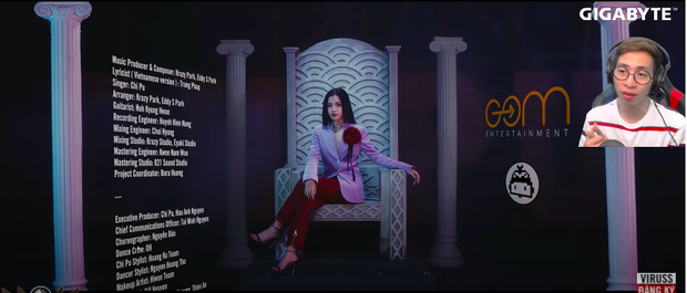 """Netizen """"đào"""" clip ViruSs reaction MV debut của Chi Pu: Chê Trang Pháp viết lời dở nhưng thái độ nhận xét khác hẳn Phí Phương Anh? - Ảnh 4."""