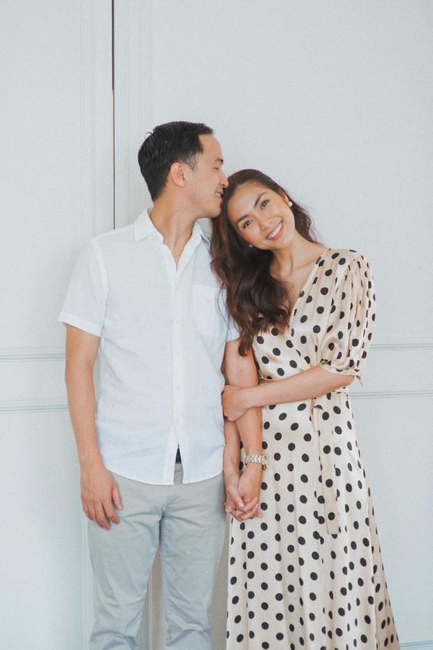 Hà Tăng lại khiến dân tình phát ghen với khoảnh khắc mừng sinh nhật Louis Nguyễn, gần 1 thập kỷ mà mãi như vợ chồng son - Ảnh 5.