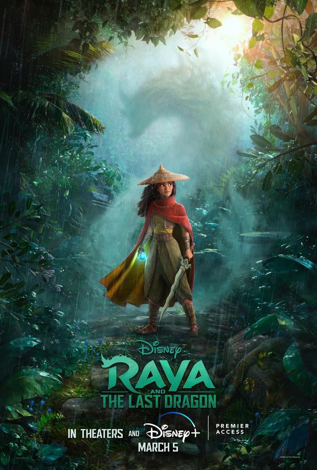 Nữ chính gốc Việt được fan toàn cầu khen hết lời ở phim hoạt hình style Đông Nam Á sắp ra mắt của Disney - Ảnh 1.