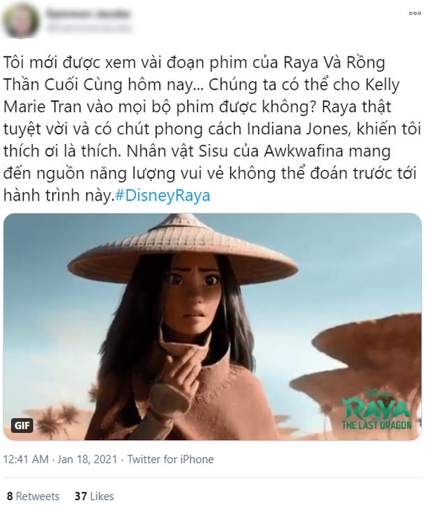 Nữ chính gốc Việt được fan toàn cầu khen hết lời ở phim hoạt hình style Đông Nam Á sắp ra mắt của Disney - Ảnh 5.