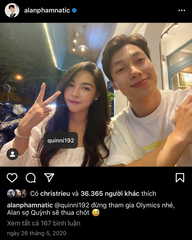 Bồ cũ Quang Hải bị lập Instagram pha-ke, bất ngờ hơn là danh tính chủ cũ của nick giả có tick xanh - Ảnh 3.