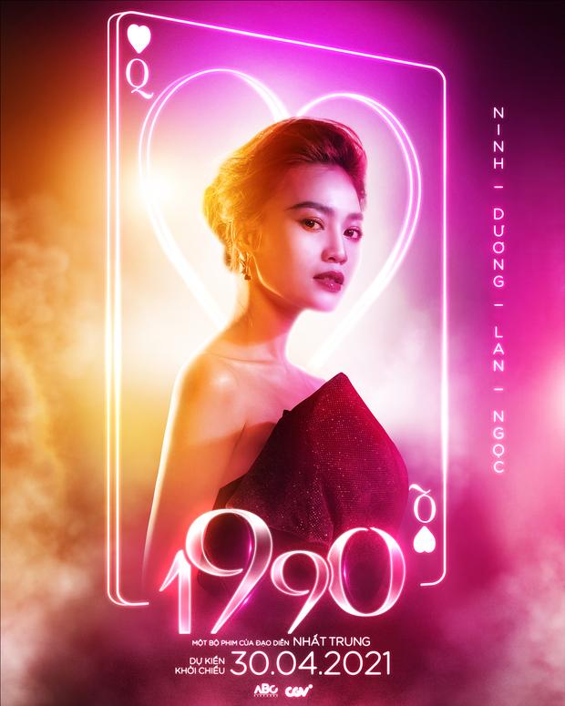 1990 tung poster Lan Ngọc - Nhã Phương - Diễm My 9x xinh xỉu nhưng sao giống lên bar quẩy xập xình ta! - Ảnh 1.