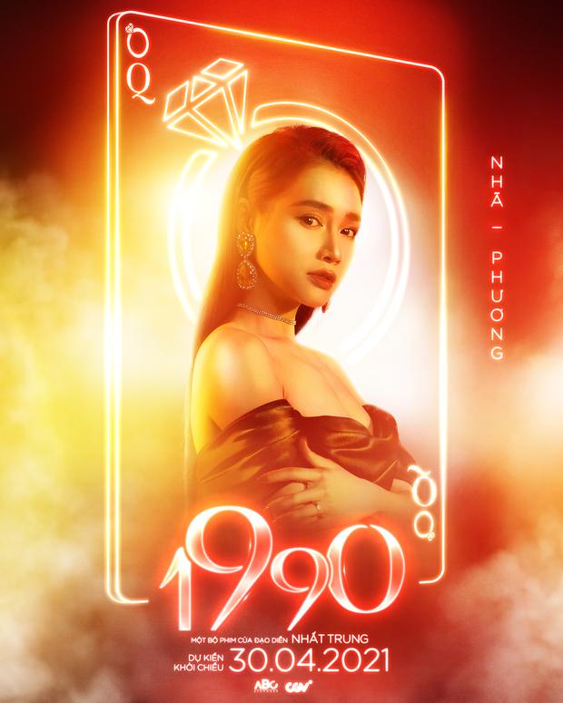 1990 tung poster Lan Ngọc - Nhã Phương - Diễm My 9x xinh xỉu nhưng sao giống lên bar quẩy xập xình ta! - Ảnh 2.