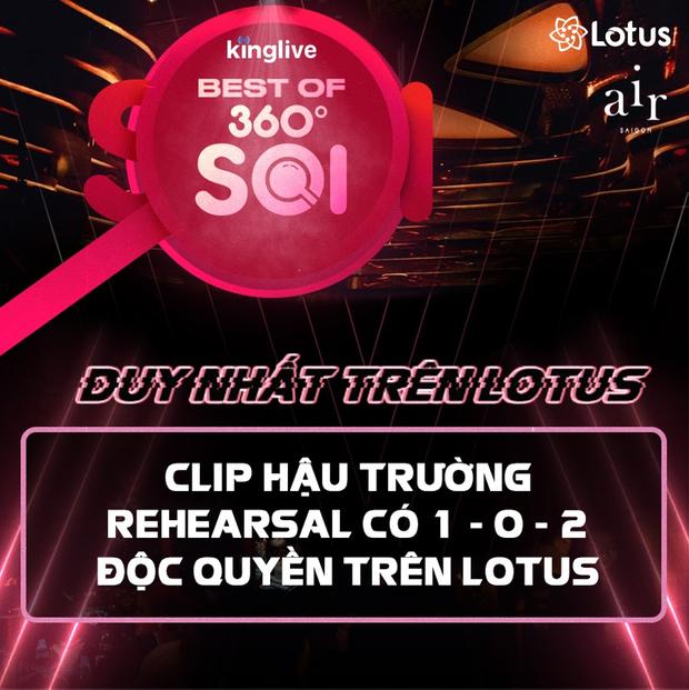Gala Best Of 360 Độ Soi quy tụ hơn 30 nghệ sĩ Vpop đình đám, ai sẽ là King & Queen của đêm hội Soi? - Ảnh 5.