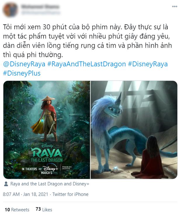 Nữ chính gốc Việt được fan toàn cầu khen hết lời ở phim hoạt hình style Đông Nam Á sắp ra mắt của Disney - Ảnh 3.