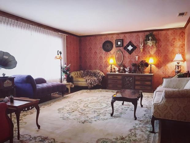 Cô gái Việt cải tạo căn biệt thự 80 tuổi biệt lập bên rìa sa mạc, chi phí gây bất ngờ - Ảnh 3.