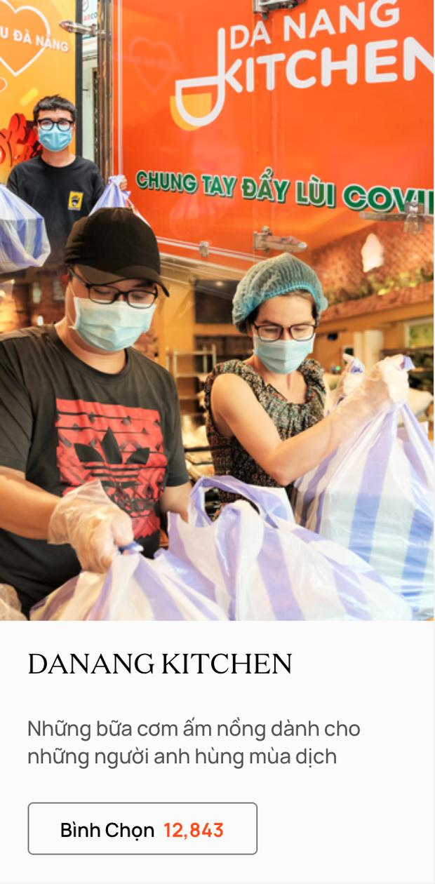 WeChoice Awards 2020: Yêu Bếp dẫn đầu đường đua bình chọn với lượt vote khủng ở hạng mục Nhóm/ dự án có ảnh hưởng tích cực đến cộng đồng - Ảnh 7.