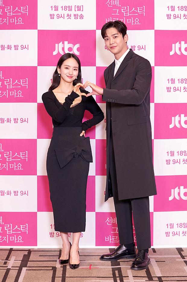 Sự kiện gây xôn xao xứ Hàn: Tình màn ảnh của Ji Chang Wook chặt chém sexy vẫn lọt thỏm bên nam thần cao nhất Kpop - Ảnh 5.