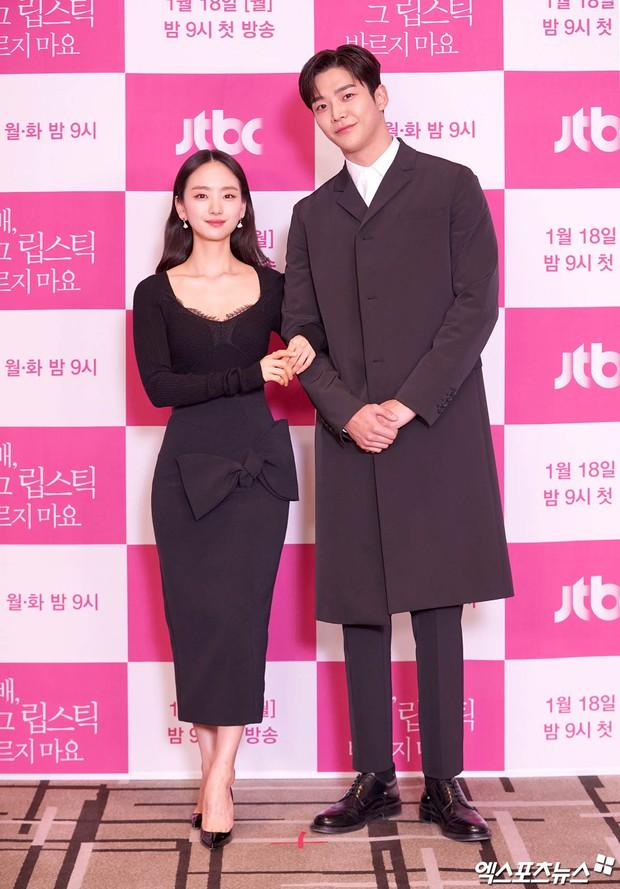 Sự kiện gây xôn xao xứ Hàn: Tình màn ảnh của Ji Chang Wook chặt chém sexy vẫn lọt thỏm bên nam thần cao nhất Kpop - Ảnh 4.