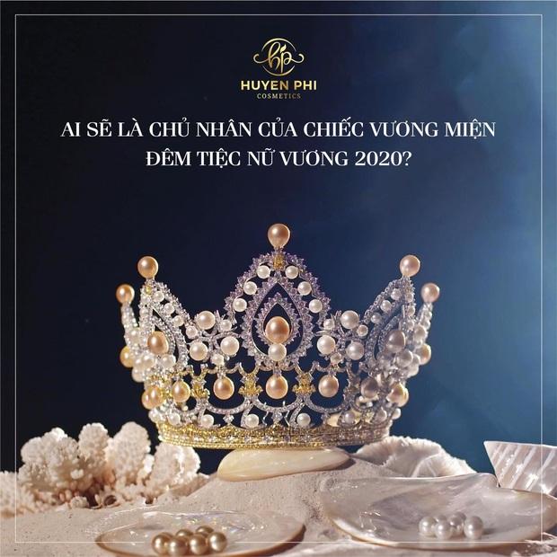 Đêm tiệc Nữ Vương Huyền Phi Cosmetics - Ai sẽ là chủ nhân của chiếc vương miện danh giá? - Ảnh 3.