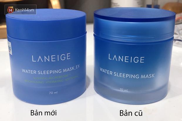 Dùng thử mặt nạ ngủ quốc dân Laneige bản mới, mình kết luận: Tốt và lành hơn bản cũ gấp mấy lần - Ảnh 1.