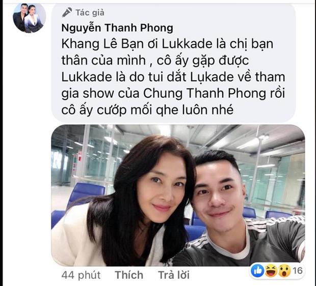 NÓNG: Hương Giang bị quản lý cũ tố vô ơn và cướp mối quan hệ với chị đại Lukkade, quản lý mới đáp lại cực gắt - Ảnh 3.