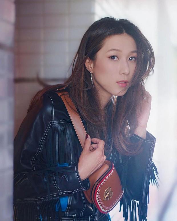 Chị đẹp TVB - Chung Gia Hân tuyên bố giải nghệ, fan khóc ròng tưởng chị đóng Bằng Chứng Thép 5 cơ mà! - Ảnh 1.