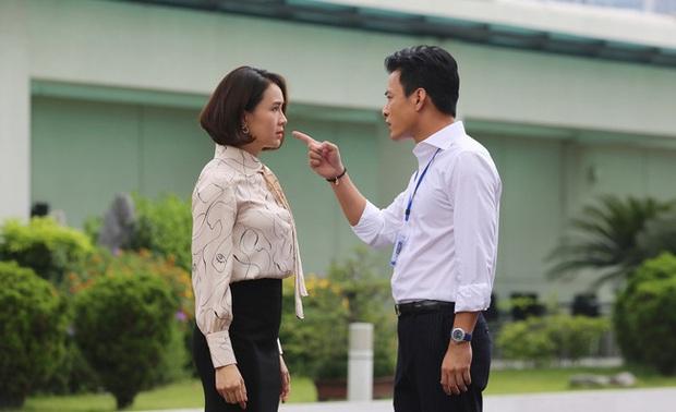 Hết tét mông Quỳnh Kool, nữ chính Hướng Dương Ngược Nắng lại hại mẹ mất trí ở tập 16 - Ảnh 1.