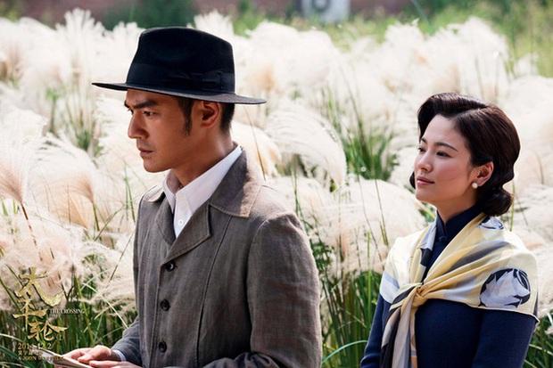 Không phải Song Joong Ki hay Hyun Bin, mỹ nam lai hai dòng máu này mới là người từng khiến Song Hye Kyo phải thốt lên 4 từ: Hình mẫu lý tưởng - Ảnh 5.