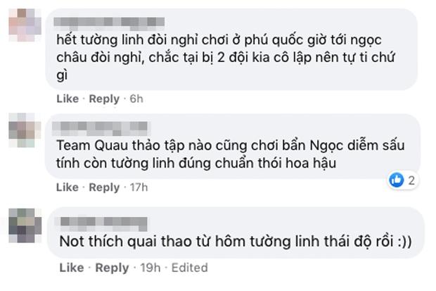 Team Quai Thao gây ồn ào tại Vietnam Why Not, Tường Linh nằm không cũng dính đạn - Ảnh 3.