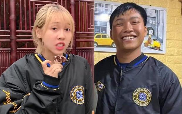 Thuyền lại ra khơi: Netizen phát hiện Hậu Hoàng & Mũi trưởng Long... diện chung 1 chiếc áo - Ảnh 2.