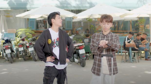 Cặp đam mỹ CoDu đè nhau tung tóe mà vẫn chưa bằng màn cameo úp sọt của Ông Cao Thắng ở tập 3 Em Là Chàng Trai Của Anh - Ảnh 1.
