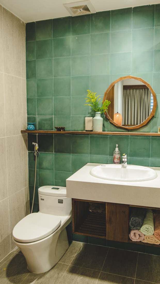 Decor theo style Indochine, căn nhà của nữ kiến trúc sư đẹp hết nấc, hoá ra chi phí đến nửa tỷ đồng - Ảnh 7.