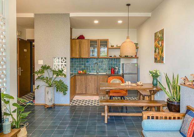 Decor theo style Indochine, căn nhà của nữ kiến trúc sư đẹp hết nấc, hoá ra chi phí đến nửa tỷ đồng - Ảnh 4.