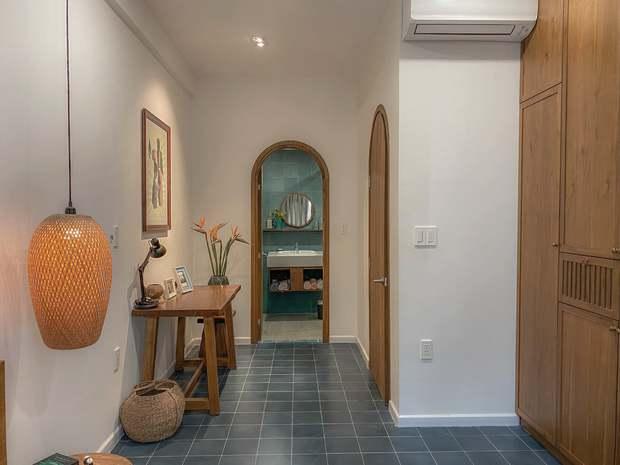 Decor theo style Indochine, căn nhà của nữ kiến trúc sư đẹp hết nấc, hoá ra chi phí đến nửa tỷ đồng - Ảnh 6.