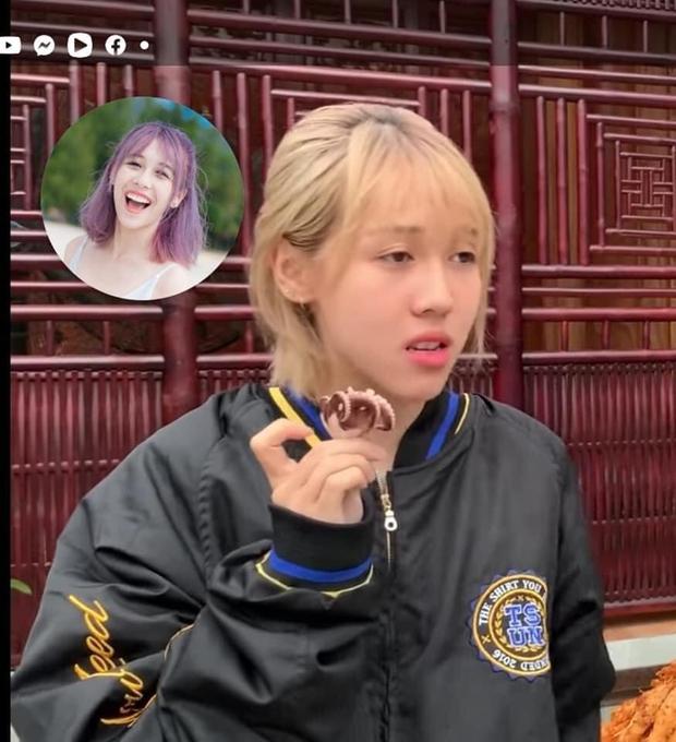 Thuyền lại ra khơi: Netizen phát hiện Hậu Hoàng & Mũi trưởng Long... diện chung 1 chiếc áo - Ảnh 4.