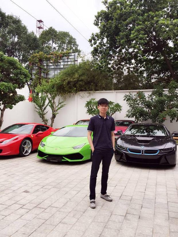 Con trai út ông trùm bất động sản Sài Gòn tậu siêu xe 11 tỷ, tính rước dâu trong đám cưới Phan Thành sắp tới hay gì? - Ảnh 6.