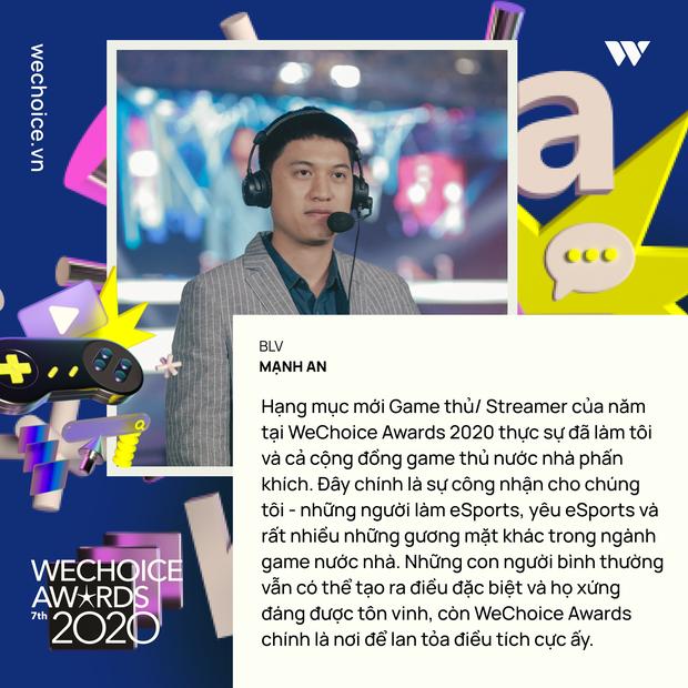 Hoàng Luân và Mạnh An, cặp bình luận viên gạo cội của làng eSports Việt sẽ xuất hiện tại WeChoice Awards 2020 là ai? - Ảnh 2.
