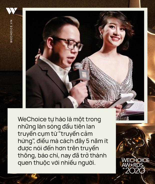 MC Phí Linh trải lòng về màn comeback ở WeChoice Awards 2020, hé lộ về điều diệu kỳ và gương mặt đề cử gây ấn tượng nhất mùa giải - Ảnh 8.