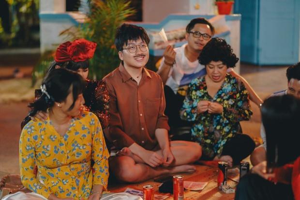 Tiến Luật ăn gan trời, giấu Thu Trang giữ quỹ đen ở Tết Đến Rồi Về Nhà Thôi 4 - Ảnh 5.