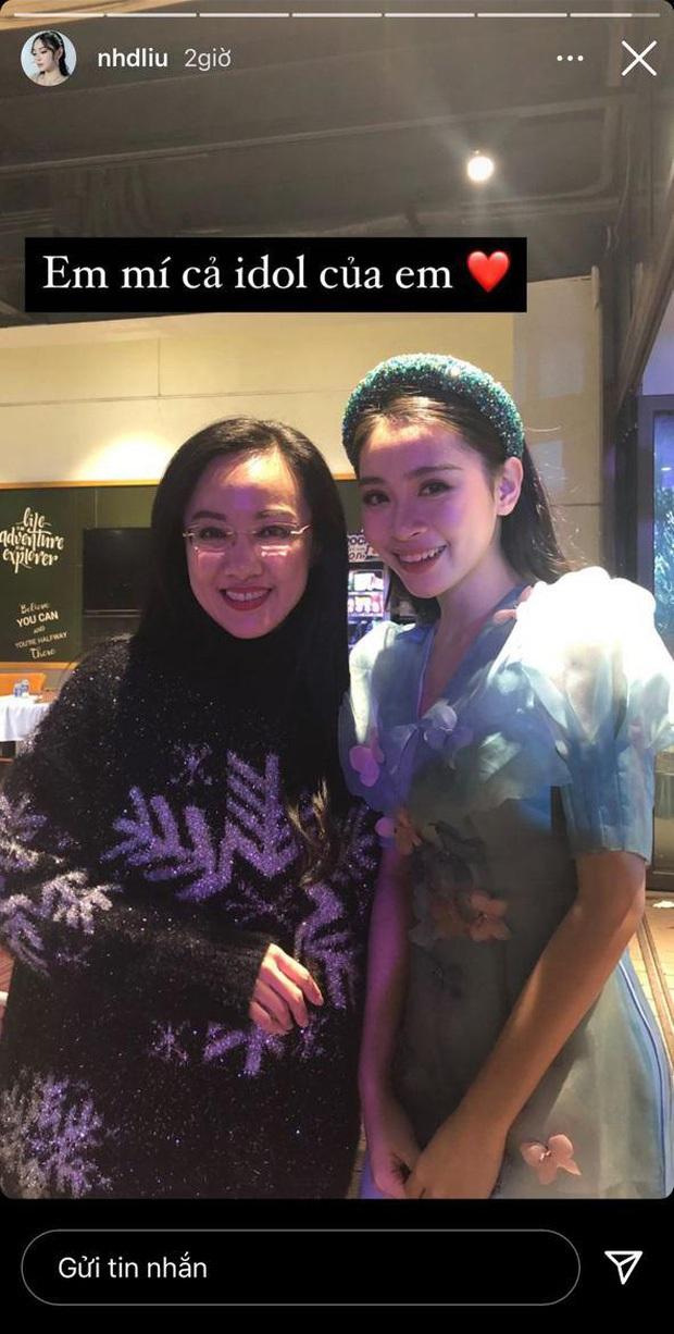 Gái xinh thi Hoa hậu Việt Nam bất ngờ khoe làm MC VTV, chưa lên sóng chính thức mà đã gọi hội vào xem ủng hộ - Ảnh 4.