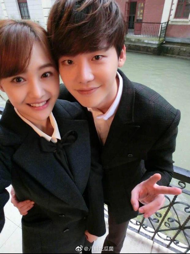 Sốc: Lee Jong Suk bất ngờ bị réo tên giữa bê bối của Trịnh Sảng, nghi vấn là bạn sex, lộ dấu vết ở cổ lúc ngoại tình - Ảnh 4.