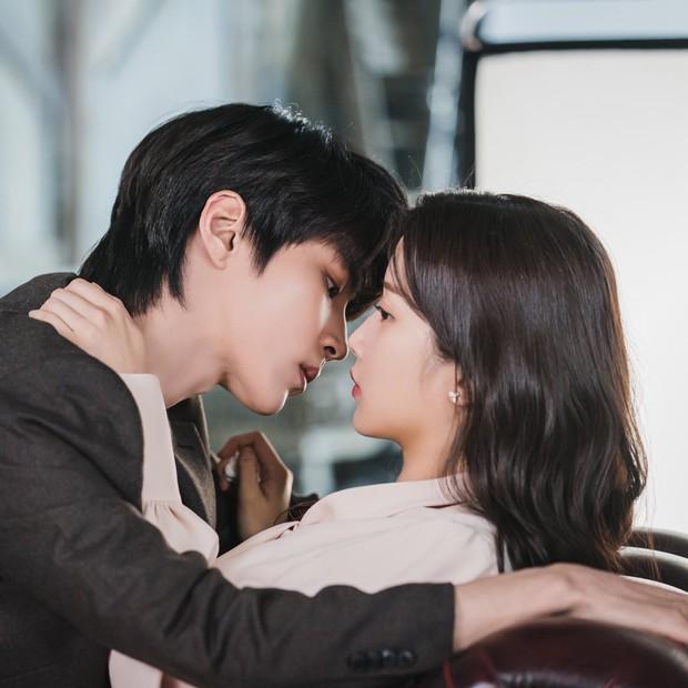 Góc tiên tri: Chỉ một bức hình biết ngay Moon Ga Young chắc cốp về bên bad boy True Beauty? - Ảnh 2.