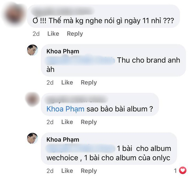 Vừa tung hint ca khúc trong album chủ đề WeChoice 2020, Karik lại thả thính lyrics căng đét kết hợp OnlyC - Ảnh 2.