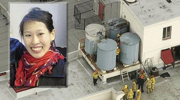 Bị phàn nàn nước bốc mùi, nhân viên khách sạn kiểm tra bồn trên tầng thượng và phát hiện xác chết nữ, mở ra vụ án kinh dị nhất thế kỷ 21 - Ảnh 4.