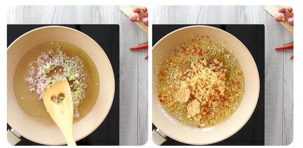 Cơm nóng trộn trứng sống - sa tế: Món ăn đang hot trên MXH mấy ngày nay, hóa ra lại dễ làm và vô cùng thơm ngon nhờ loại gia vị made in Việt Nam này - Ảnh 7.