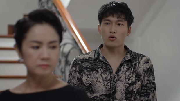 Quỳnh Kool bị xô ngã gãy mũi vì lỡ nghịch dại ở Hướng Dương Ngược Nắng tập 17 - Ảnh 2.