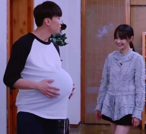 Khoảnh khắc tiên tri trong show thực tế: Trịnh Sảng quay lưng bỏ đi khi tình cũ giả mang thai, yêu cầu chịu trách nhiệm - Ảnh 2.