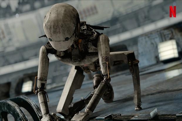 Bom tấn Space Sweepers tung hàng nóng: Kim Tae Ri đấu súng cực ngầu, Song Joong Ki xứng danh trùm công nghệ - Ảnh 7.