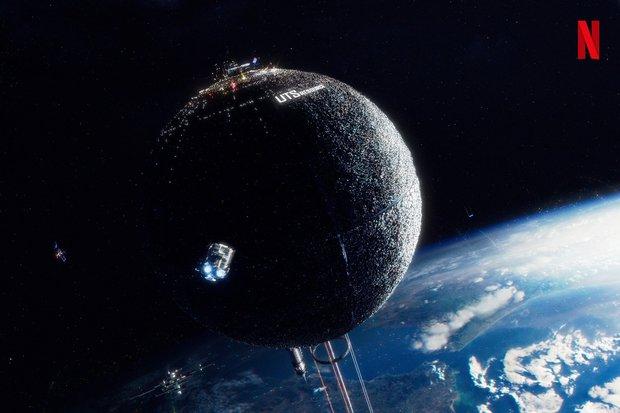 Bom tấn Space Sweepers tung hàng nóng: Kim Tae Ri đấu súng cực ngầu, Song Joong Ki xứng danh trùm công nghệ - Ảnh 9.