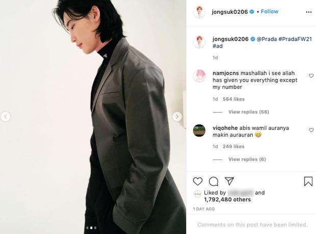 Sốc: Lee Jong Suk bất ngờ bị réo tên giữa bê bối của Trịnh Sảng, nghi vấn là bạn sex, lộ dấu vết ở cổ lúc ngoại tình - Ảnh 6.