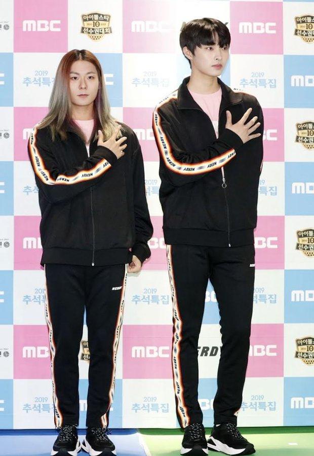 Choáng trước cặp đôi công khai hẹn hò tình tứ tại Đại hội thể thao idol Kpop, giờ sự thật đằng sau mới được hé lộ - Ảnh 5.