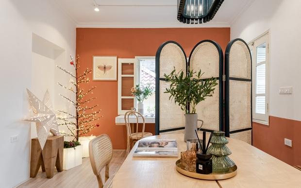 Kiến trúc sư cải tạo nhà tập thể 60 năm thành nơi cực đáng sống, ai nhìn cũng mê bởi gam màu cưng xỉu - Ảnh 10.